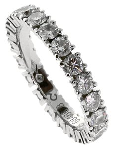 Cartier Cartier Diamond Eternity Platinum Ring