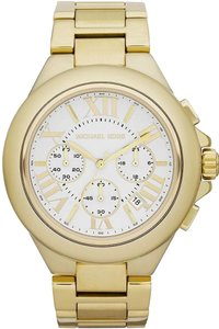 Michael Kors NWT MICHAEL KORS Camille GOLD TONE WATCH MK5635