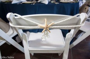 25 Chair Back Rope Decorations