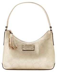 Kate Spade Metallic Single Strap Shoulder Bag