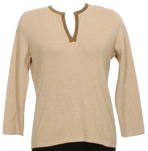 Lauren by Ralph Lauren Top Brown