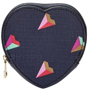 Fossil FOSSIL Valentine's Day Hearts Coin Purse