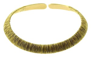 Pasquale Bruni Pasquale Bruni Gold Choker Necklace