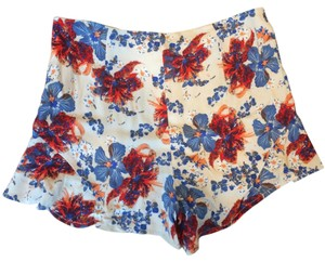Free People Dress Shorts Red, Blue, Sand