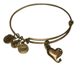 Alex and Ani Alex and Ani Cupid's Heart Charm Bracelet