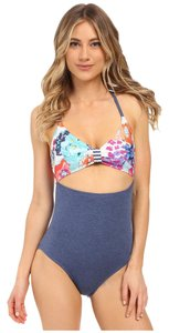 Splendid Splendid Full Bloom Rem Soft Cup One-Piece Swimsuit