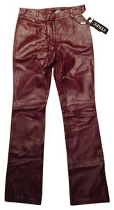 GF Ferre italian leather Pants