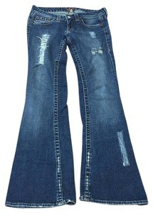 bebe Boot Cut Jeans