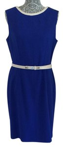 Anne Klein short dress Blue on Tradesy