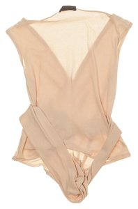 Alberta Ferretti Tie Sleeveless Top Pink