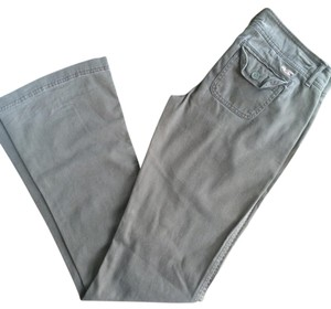 Hollister Flare Pants Chocolate