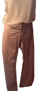 Burberry Flare Pants Taupe