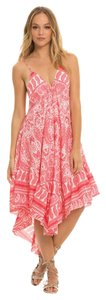 Elan short dress Pink Mara on Tradesy