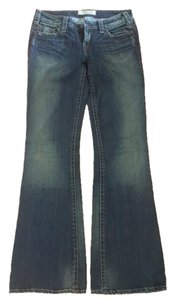 1921 Jeans Denim Trouser/Wide Leg Jeans-Distressed