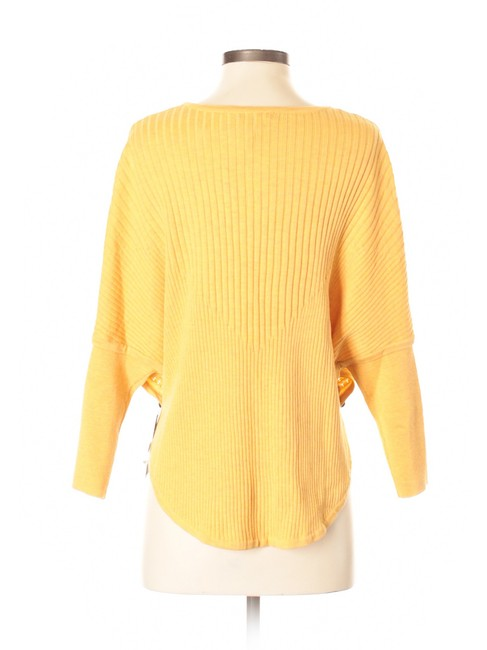 NIC+ZOE Doleman Sleeve Cable Knit Rib Knit Sweater Cardigan Image 1