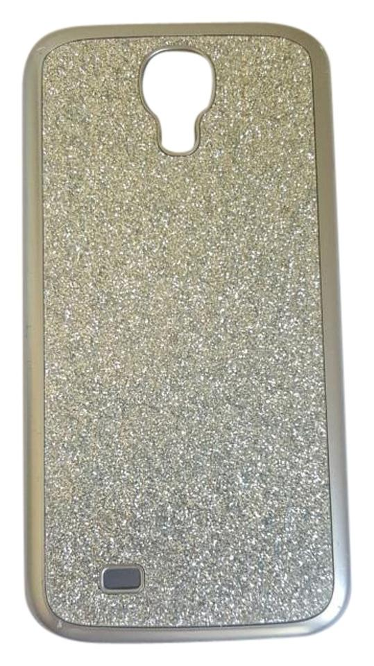 separation shoes 7b54b 694ef Silver Sparkle Samsung Galaxy S4 Phone Case Tech Accessory