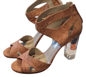 Donald J. Pliner Natural Sandals
