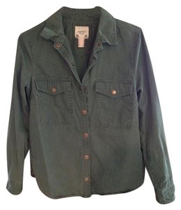 Forever 21 21 Military Military Jacket