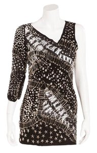 Balmain Mini Embellished Dress