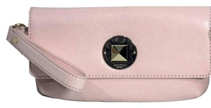 Kate Spade Kate Spade pink leather clutch