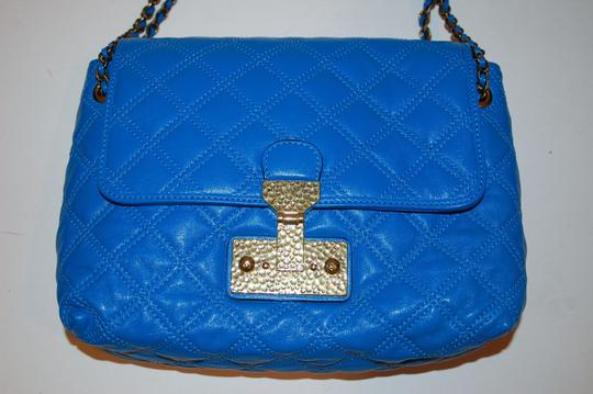Marc Jacobs Quilted Baroque Cross Body Bag