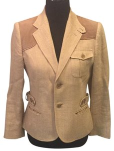 Ralph Lauren Blue Label Tan Blazer