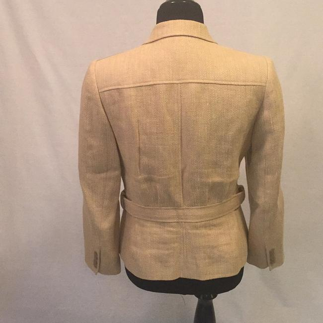 Ralph Lauren Blue Label Tan Blazer Image 1