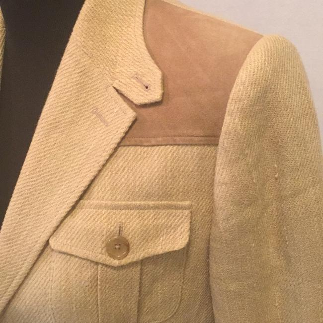 Ralph Lauren Blue Label Tan Blazer Image 3