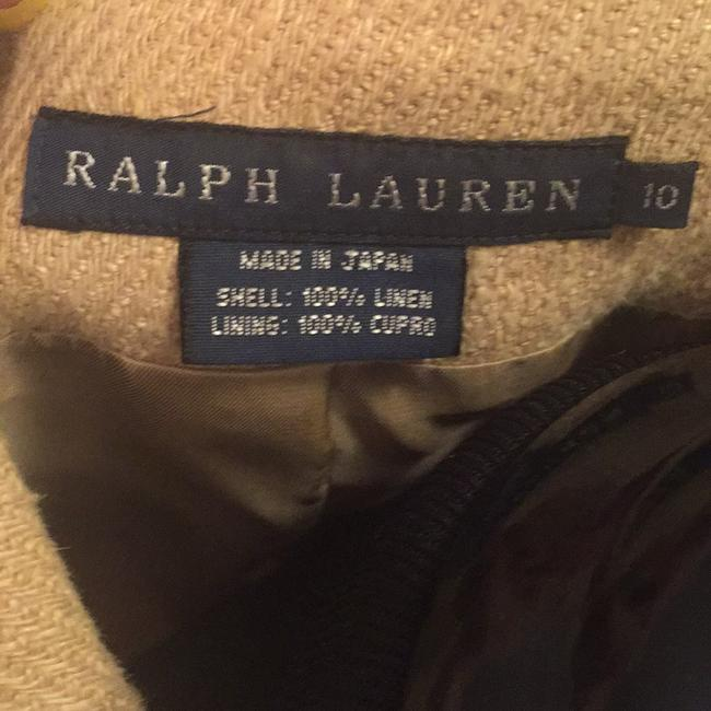Ralph Lauren Blue Label Tan Blazer Image 4