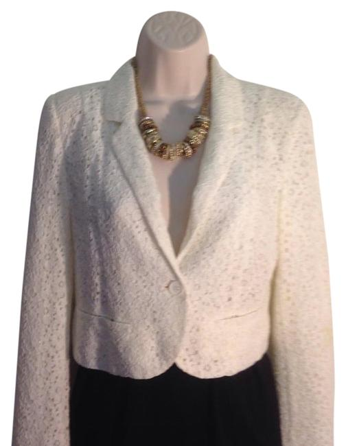 Forever 21 White Blazer - 35% Off Retail on sale