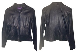 Wilsons Leather Slim Fit Leather Jacket