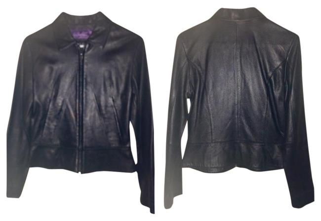 Preload https://item2.tradesy.com/images/wilsons-leather-black-slim-fit-leather-jacket-size-2-xs-1765011-0-0.jpg?width=400&height=650