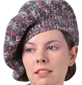 Missoni Missoni Knitwear Cappello Beret Wool Hat Multi-Colored NOS Vintage Accessory