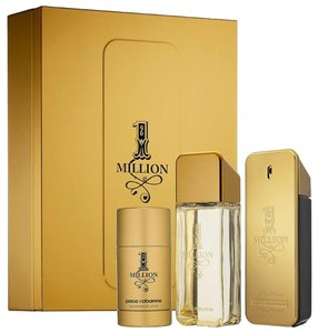 Paco Rabbane Paco Rabanne One Million Fragrance Set of Three