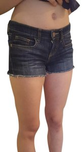 Mossimo Supply Co. Short Cut Off Shorts Denim