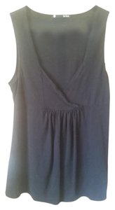 krisa Sleeveless V-neck Tunic