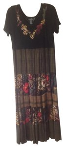 MULTI Maxi Dress by Carole Little