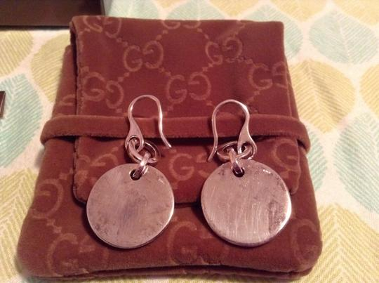 Gucci Gucci Sterling Sliver Earrings
