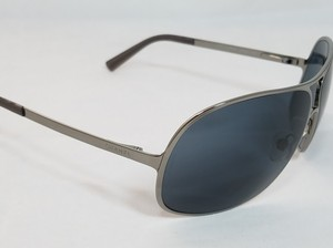 Chanel Chanel Silver Aviator Sunglasses 4127 c.108/87