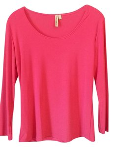 Susan Lawrence Top Pink