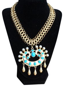 Kenneth Jay Lane Kenneth Jay Lane statement necklace