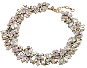 J.Crew Iridescent crystal cluster