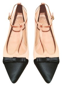 Tory Burch Bow Pointed Toe Flats