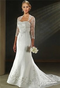 Bonny Bridal Bonny 711 Wedding Dress