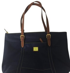 Ralph Lauren Tote in Navy Blue