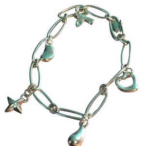 Tiffany & Co. Elsa Peretti Mini Icon Charm Bracelet