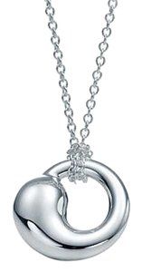 Tiffany & Co. ELSA PERETTI ETERNAL CIRCLE PENDANT