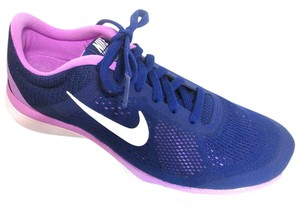 Nike Running Deep Royal Blue/White/Fuchsia Athletic