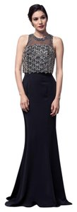 Bicici & Coty Evening Trumpet Beaded Sleeveless Rr8006 Dress