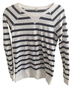 J.Crew Nautical Stripe Sweater